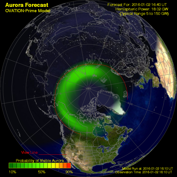 aurora-forecast-northern-hemisphere